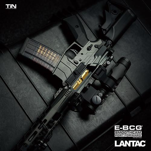 Lantac TiN E-BCG