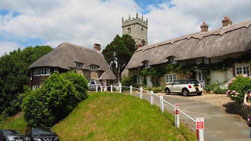 Godshill, Isle of Wight.