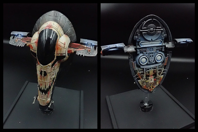 """Firespray """"Skull"""" - repaint by 1N51"""