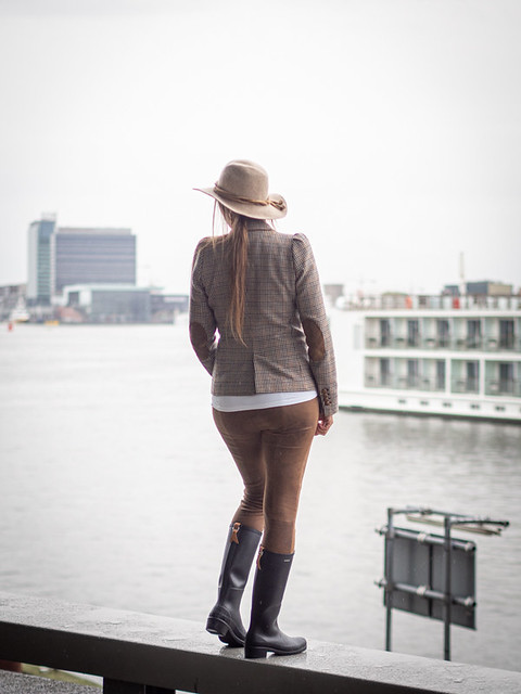 Naomi, Amsterdam 2019: On the waterfront