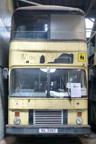 VIL 3382 'Nottingham Heritage Vehicles'. Leyland Lion / East Lancs on Dennis Basford's railsroadsrunways.blogspot.co.uk'