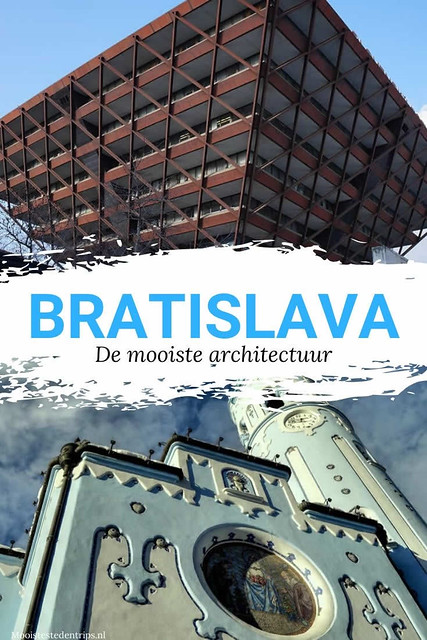8x verrassende architectuur in Bratislava   Mooistestedentrips.nl