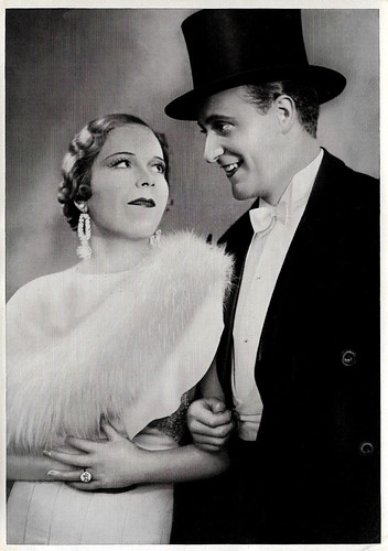 Renate Müller and Willy Fritsch in Saison in Kairo (1933)