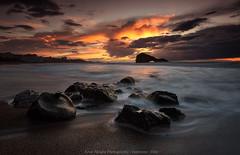 sunset biarritz shoe