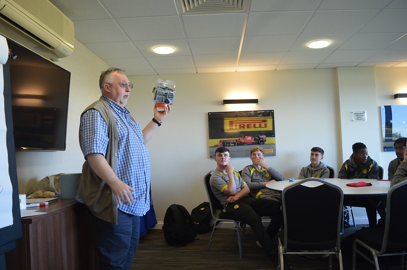 Playing Safely Burton Albion Life Skills (2)