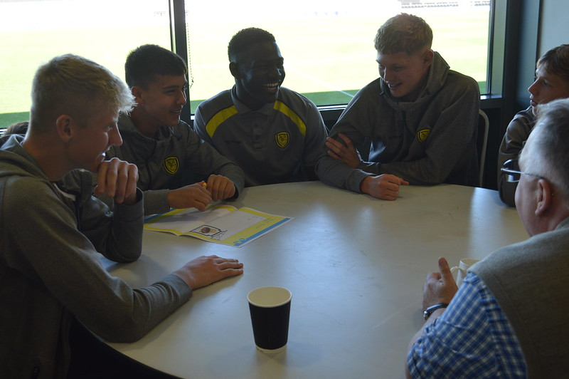 Playing Safely Burton Albion Life Skills (4)