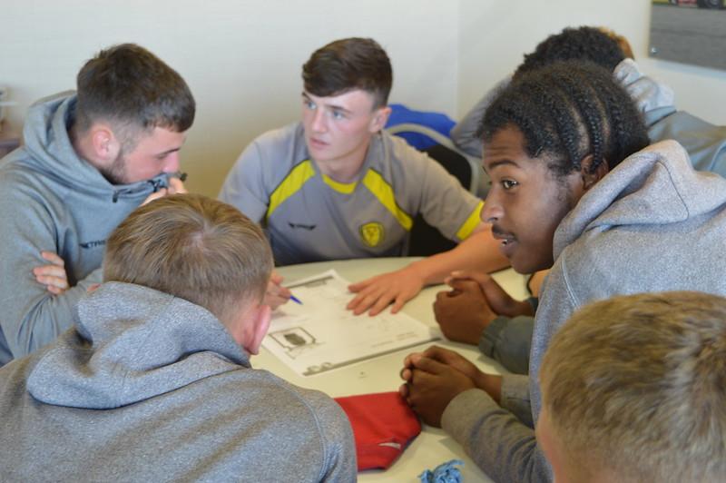 Playing Safely Burton Albion Life Skills (5)