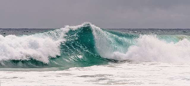 Crest of a Wave