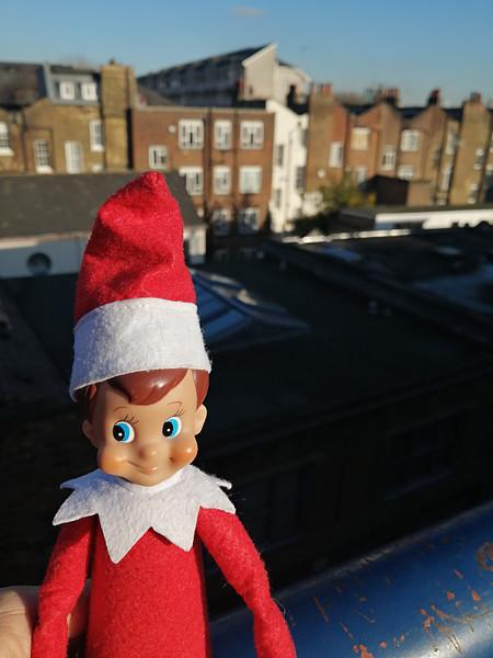 happy elf !