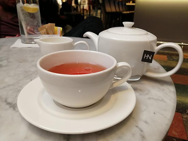 tea at HN