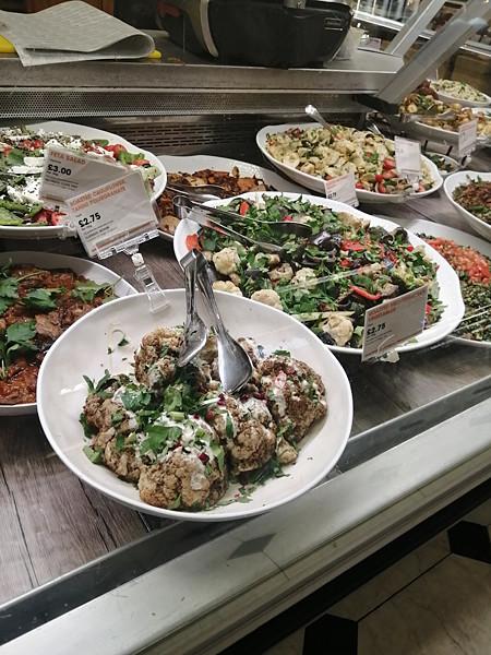 food hall selfridge