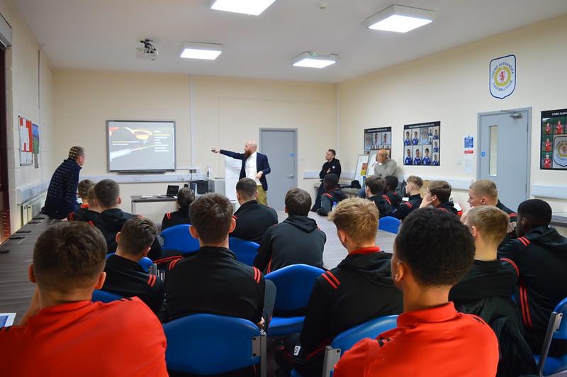 Sporting Chance Crewe Alexandra Life Skills (1)