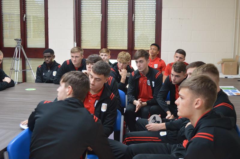 Sporting Chance Crewe Alexandra Life Skills (10)