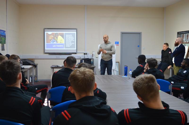 Sporting Chance Crewe Alexandra Life Skills (17)