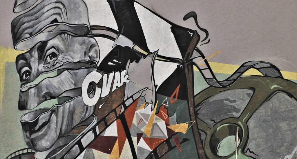Street art in Bratislava | Mooistestedentrips.nl