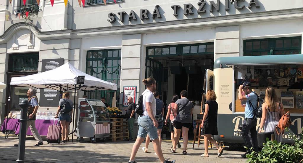 Foto met dank aan Stará tržnica | Mooistestedentrips.nl