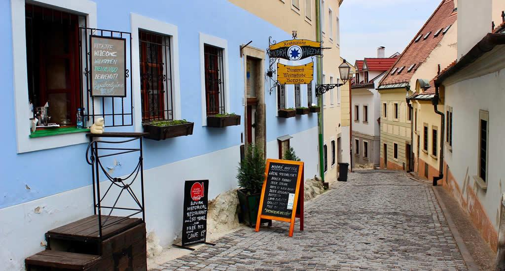 Oude stad van Bratislava | Mooistestedentrips.nl
