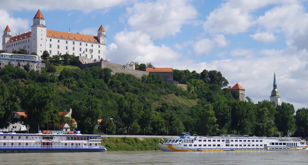 Het Kasteel van Bratislava | Mooistestedentrips.nl
