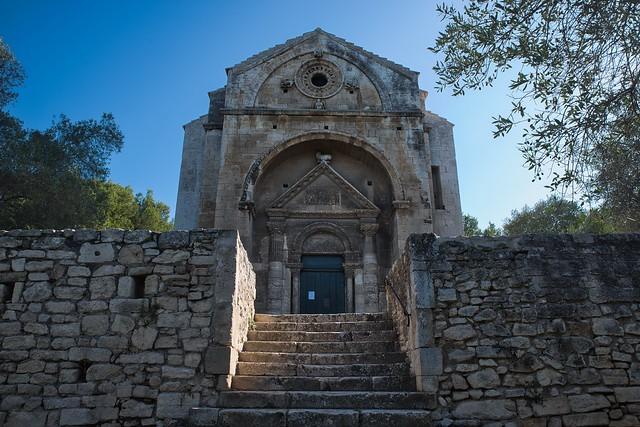 Chapelle Saint-Gabriel de Tarascon