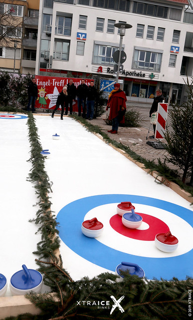 Xtaice Curling Lanes