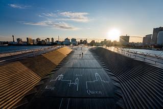 Osanbashi(pier),Yokohama