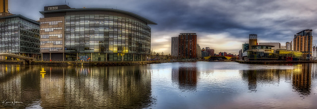 Media City & Salford Quays