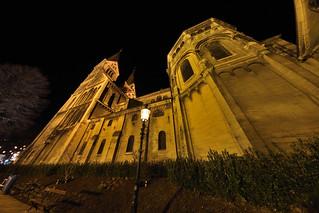 Munsterkerk (defished in Gimp).