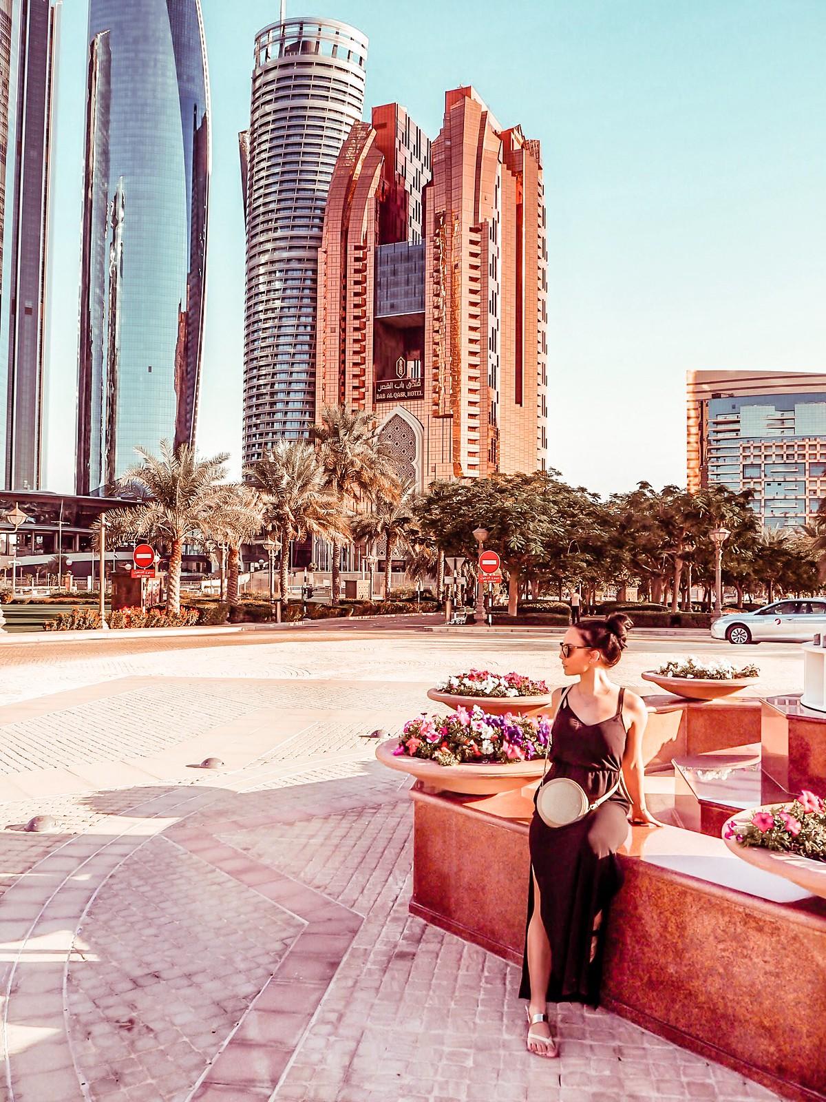 Abu Dhabi hintataso
