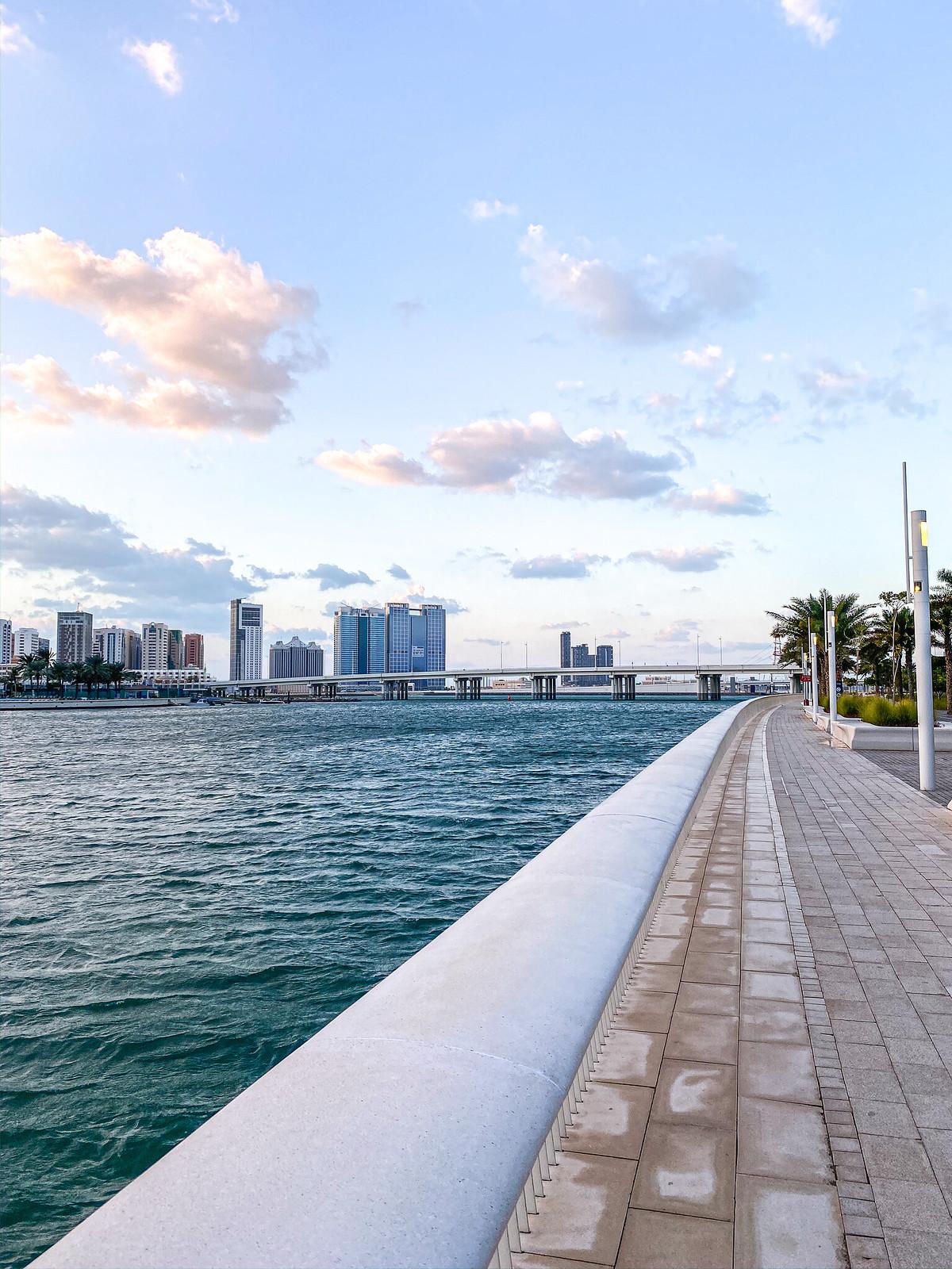 Abu Dhabi kokemuksia