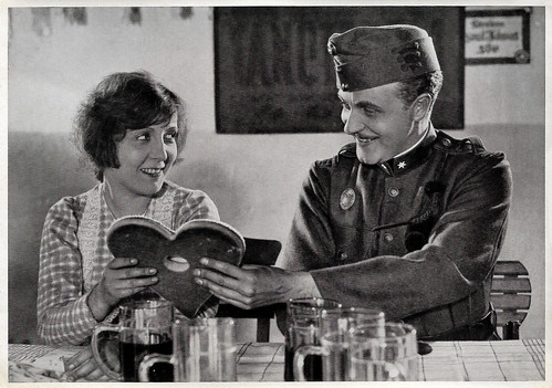 Dita Parlo and Willy Fritsch in Melodie des Herzens (1929)