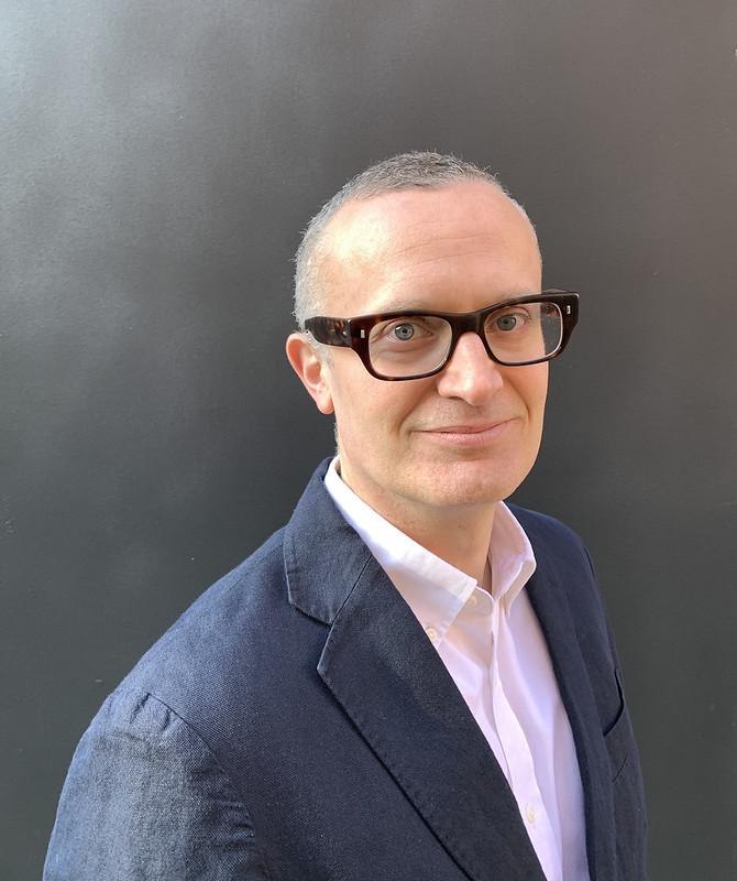 Ben Terrett - 2020 profile picture