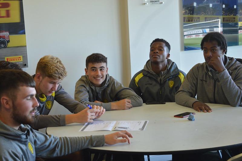 Playing Safely Burton Albion Life Skills (7)