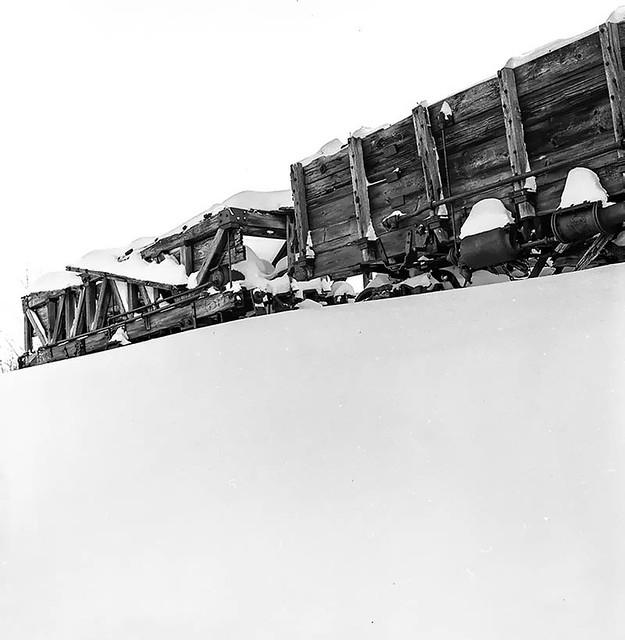 Copper Ore Cars-Historic Quincy Mine, Hancock, MI