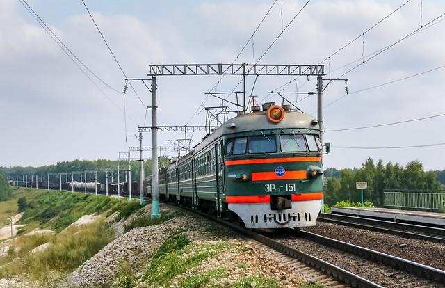 Russian Railways: Michurinsk suburban