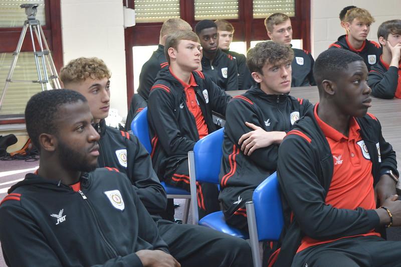 Sporting Chance Crewe Alexandra Life Skills (5)