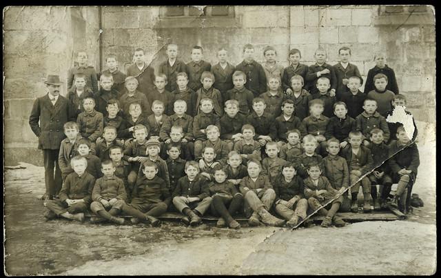 ArchivV40 Schulklasse, 1920er
