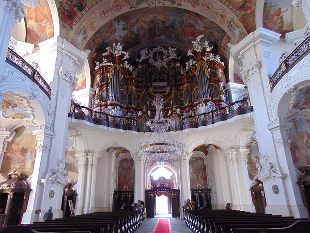 Krzeszów, sanctuary. Poland. Part 3.