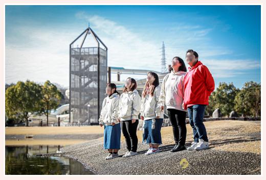 還暦祝いの家族写真 ホテルフォレスタヒルズ 愛知県豊田市