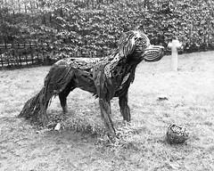 Sculpture by Patrick Visser
