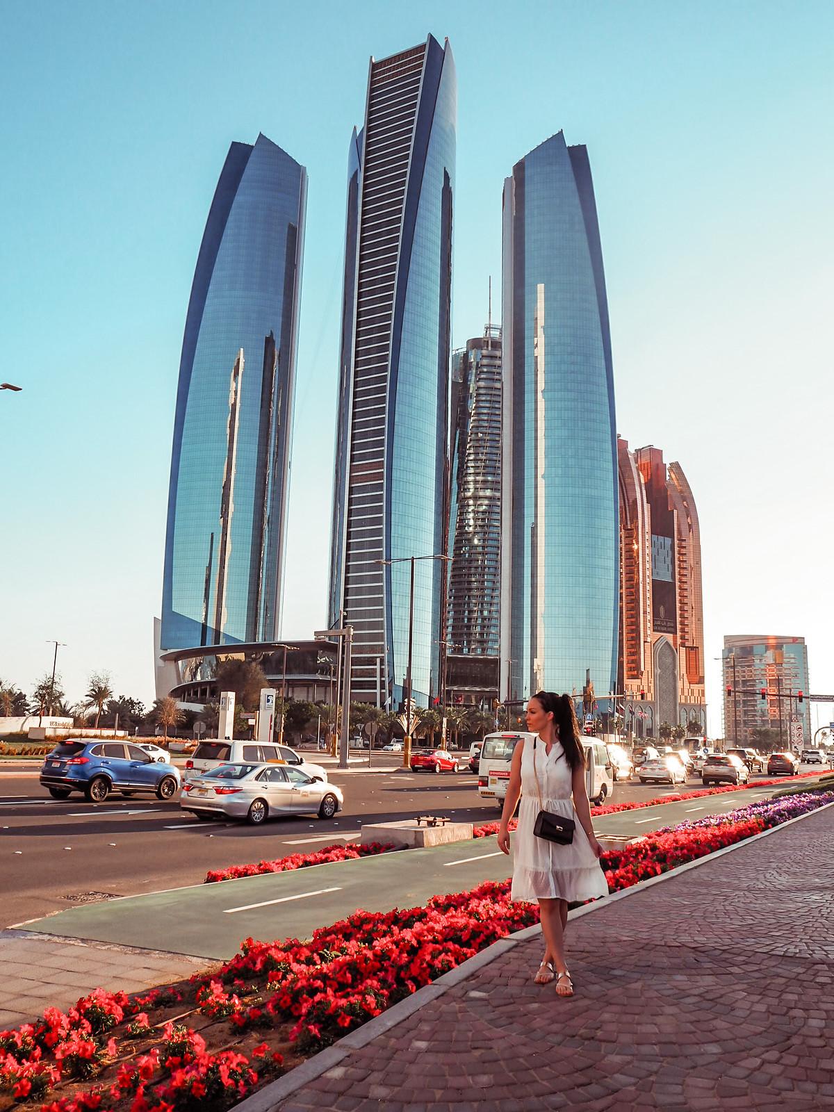 Abu Dhabi matkakohteena