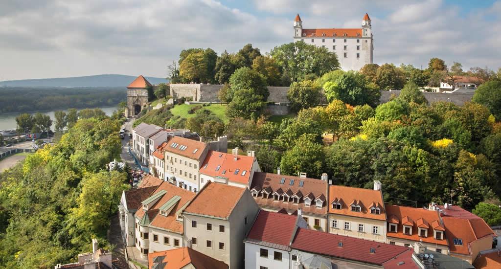 Een dag in Bratislava: bezoek het Kasteel van Bratislava | Mooistestedentrips.nl