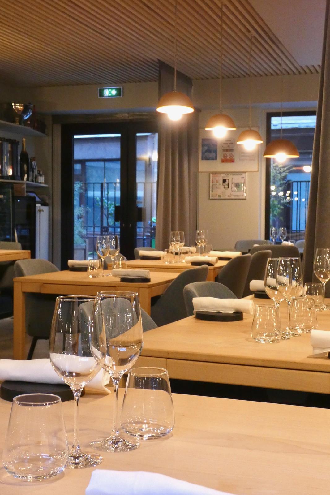 Restaurant La Table de Colette, Paris