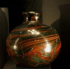 Céramique, Syrie ou Iran, IXe-Xe siècles, collection  David, Kronprinsessegade, Amalienborg, Copenhague, Danemark.