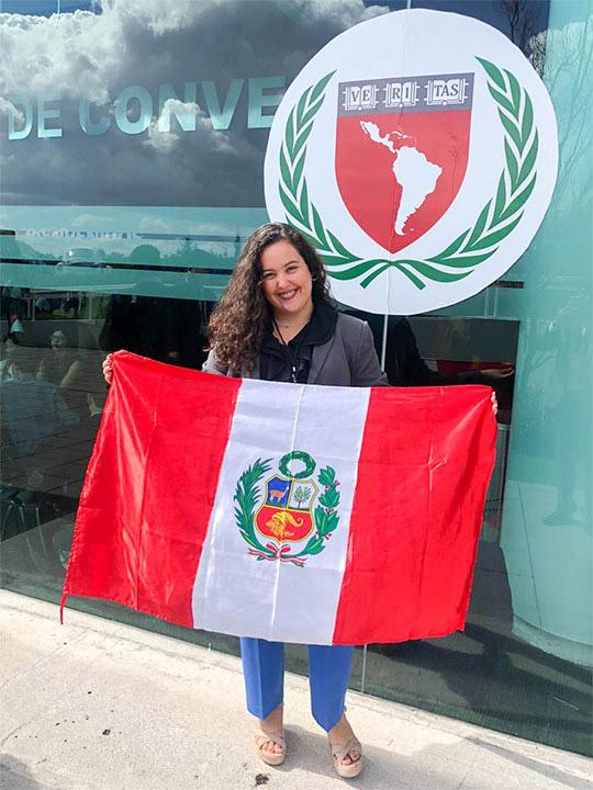 Equipo de Relaciones Internacionales de USIL ganó tres premios de Harvard National Model United Nations-Latin America