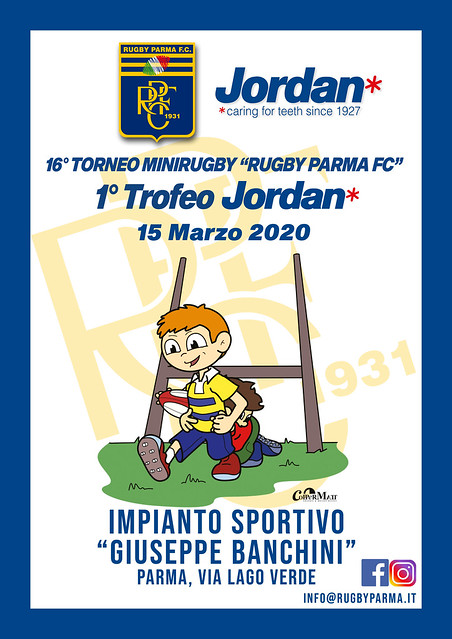 1° Torneo Jordan 15.03.20