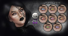 FORMME. Dolly Eyes AD