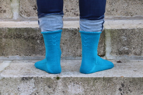 Mama's socks