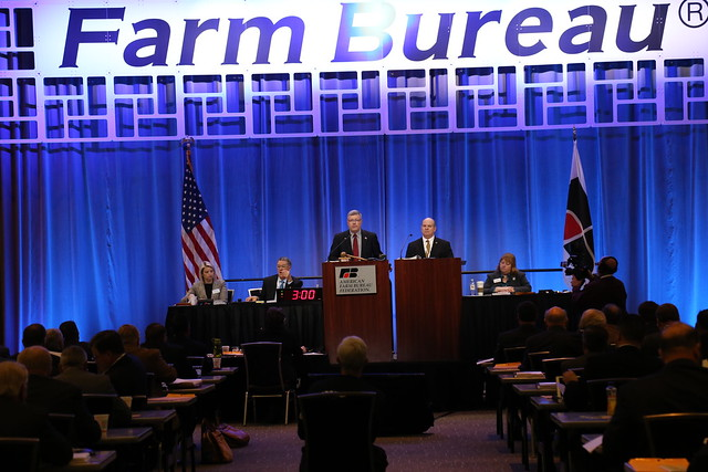 AFBF Convention 2020 Business Session