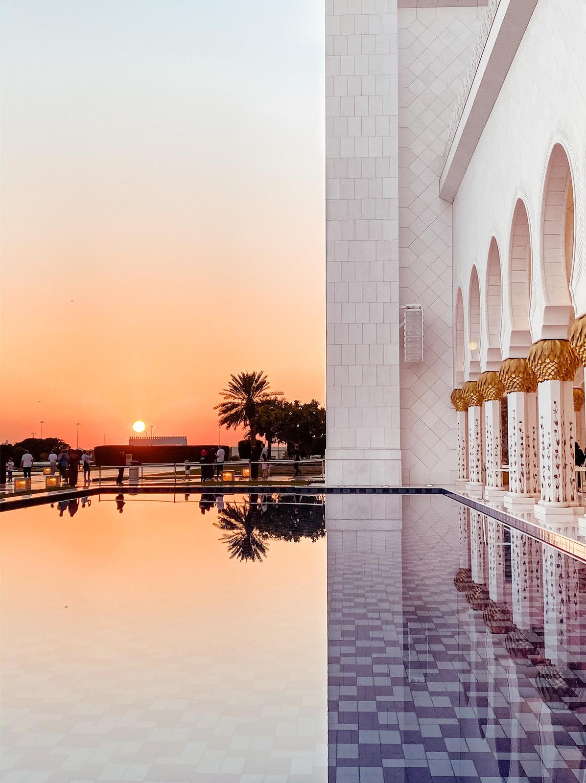 Abu Dhabi matkailu