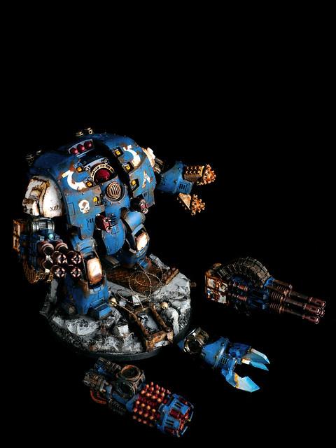 Ultramarine Leviathan